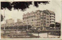 1936 - Praça Marechal Deodoro (Postal).