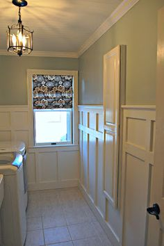 Trendy home remodeling quotes laundry rooms ideas Laundry In Bathroom, Laundry Rooms, Small Laundry, Bathroom Cabinets, Laundry Room Inspiration, Craftsman Interior, Inspiration Design, Laundry Room Organization, Trendy Home