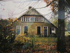 """Boerderij """"Kleinpenning"""" voor restauratie, Bijnenweg in Dale"""