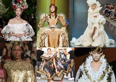 From wearable art to antelope skin, see the most breathtaking looks from #CoutureWeek #FW15  http://voguefr.fr/CoutureLooks