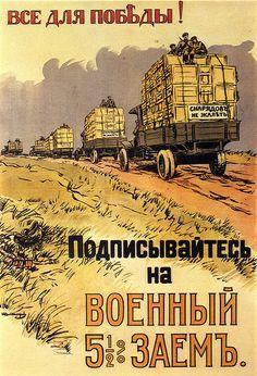Russia, WWI