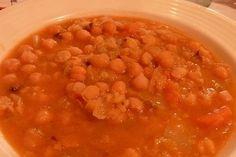 Foto de la receta de garbanzos vegetarianos