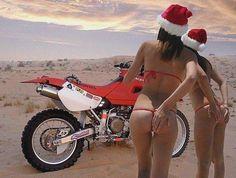 XR650R merry christmas