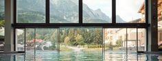 Die waldSPA Wasserwelt im Forsthofgut.