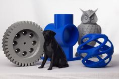 Breathe-3DP, a 3D printing materials specialist based in Bristol, Arizona, has introduced Phoenix, an industrial, nylon-based filament with high levels of toughness, tensile strength, heat resistance, and fatigue strength. The new material comes in six standard colors.