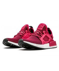 d663b18eafe5b Adidas NMD XR1 PK Primeknit Unity Pink Bb3687 Unity Pink Unity Pink Core Black  Bb3687 Bordeaux