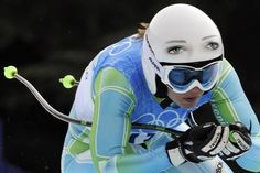 Tina Maze is a Slovenian alpine skier. Tina has 23 World Cup victories. Winter Olympic Games, Winter Olympics, Tina Maze, Bobsleigh, Grey Pictures, Safety Helmet, Olympic Sports, Hd Picture, Olympians