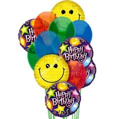 Birthday Smiles From 1-800-Balloons.com