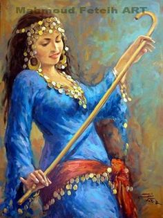 Mahmoud Feteih - Bellydancer Private Collection