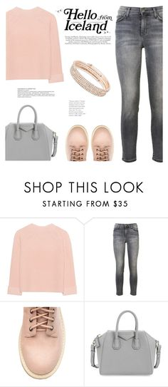 """""""Reykjavik in Summer"""" by katsin90 ❤ liked on Polyvore featuring iHeart, Current/Elliott, Givenchy and Anne Klein"""