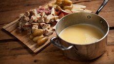 Fondue au fromage   Signé M