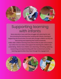 Learning Through Play, Kids Learning, Learning Stories Examples, Play Poster, Early Childhood Education, Literacy, Teaching, How To Plan, Children