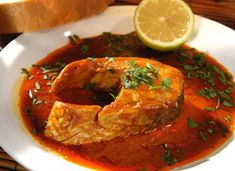 Chraime – Spicy Braised fish By far the recipe with the most hits on my blog is Chraime, a fish dish prepared in a sauce with tomatoes, hot peppers and other spices prepared traditionally by Israe…
