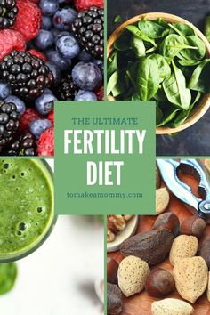 The fertility diet I used to heal infertility naturally and get pregnant (against the odds)- twice!
