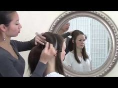 Bridal Hairstyle Video Tutorial | Beauty And Style