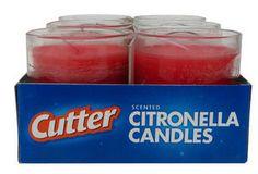 FREE Citronella Cutter Votive Candles at Walmart!