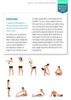 #ClippedOnIssuu from Bikini Body Guide one