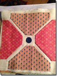 Stonefieldsquilt van Susan Smith gemaakt door Judith van http://juudsquilts.blogspot.nl/