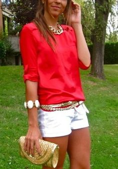 Dressy Shorts and summer clothes for summer clothes outfits Mode Outfits, Fashion Outfits, Womens Fashion, Fashion Trends, Fashion Guide, Basic Outfits, Fashion Clothes, Look Fashion, Spring Fashion