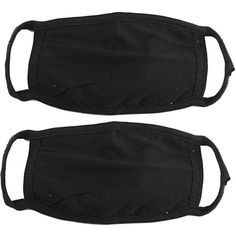 2 Pcs Cotton Blend Anti Dust Face Mouth Mask Black for Man Woman Product Name: Mouth Mask; Mask Size(Approx): 20 x / Strap Length(Each): / Main Color: Black; Weight: Package: 2 x Mouth Mask; Robber Costume, Purifying Mask, Halloween Party Costumes, Diy Halloween, Costume Ideas, Mouth Mask, Diy Mask, Mask For Kids, Mask Design