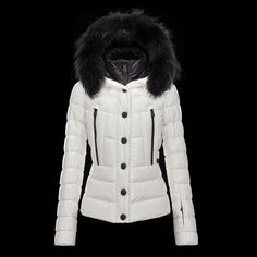 MONCLER NESEA Short Down Jacket – UK Ladies – White. Cheap Moncler Womens Jackets Sale Online, Ladies Jacket from Moncler UK S… | cheap moncler jackets ...
