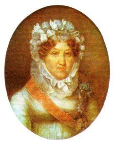 Александра Николаевна Волконская (1757—1834), дочь Н.В.Репнина муж  Григ. Семёнович Волконский (1742—1824)