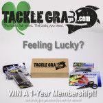 Tackle Grab Giveaway – Win a 1-year Membership!