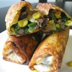 Egg rolls à la mode du sud @ qc.allrecipes.ca