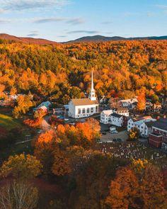 New England Travel, England Tourism, New England Homes, Honeymoon Getaways, Vacation Destinations, Vacation Spots, New England Fall Foliage, Beautiful Places To Travel, Best Places To Travel