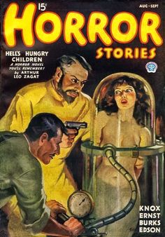 """Search Results for """"Science fiction """" – Page 15 – Pulp Covers Pulp Fiction Book, Fiction Novels, Arte Sci Fi, Sci Fi Art, Horror Comics, Horror Art, Pulp Magazine, Magazine Covers, Science Fiction Art"""