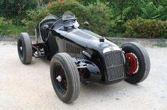 MG M monoposto - Storicar