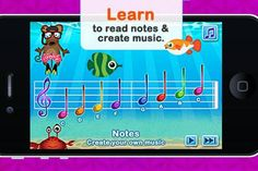 Discount: Musical Me! for iPhone - by Duck Duck Moose is now 1.99$ (was 2.99$)!