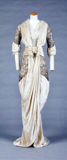 Dress - 1911-1914 - The Goldstein Museum of Design