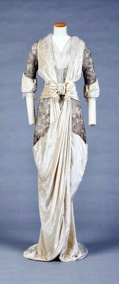 Dress - 1911-1914 - The Goldstein Museum of Design