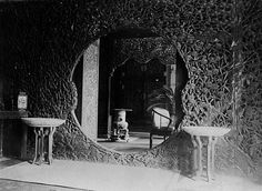 Interior of Chinese home, c1875 from The Face of China As Seen by Photographers & Travelers 1860-1912, p.44
