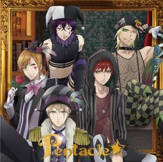 Dance With Devils Character Song 01 - DESTINARE! Description from otomelody.blogspot.com. I searched for this on bing.com/images