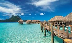Bora Bora is a small South Pacific island, nestled in the northwest of Tahiti within French Polynesia. This small island is surrounded by sand-fringed islets and a pristine turquoise lagoon surrounded by technicolour coral reef. With all this untainted beauty, one can understand why this is one of the most coveted luxury resort destinations for couples all around the world. Although most of the accommodations are over-water bungalows, to fully make use of its natural beauty, each resort…