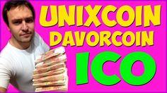 davor coin unixcoin ico Куда инвестировать вкладывать деньги инвестиции ...