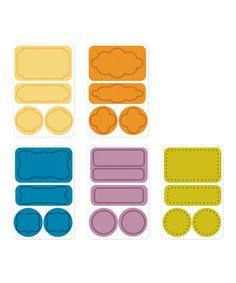 Another great find on #zulily! Craft Kit Label Set by Jokari #zulilyfinds