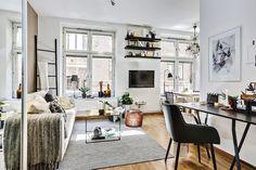 32 square meters studio apartment