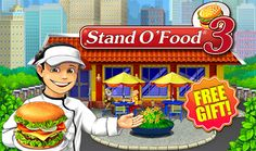 Announcing another thrilling giveaway in the holiday countdown!  We hope that you took advantage of last week's giveaway and enjoyed playing our FREE gift - Stand O'Food®! Starting today, we are giving away the sequel to this famously addictive game - Stand O'Food® 3 – on iOS! Learn more: www.g5e.com/sale