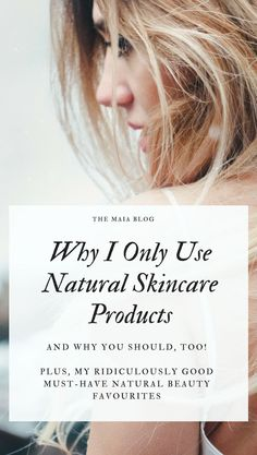 Find out why I converted to natural and organic skincare and makeup and why you should, too! Plus, discover my favourite natural beauty brands and products.