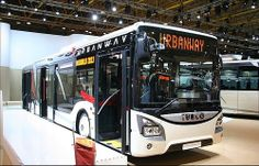 IVECO / Busworld 2013