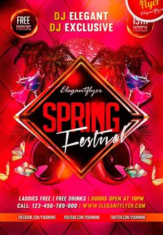 - http://freepsdflyer.com/spring-festival-free-psd-flyer-template-facebook-cover/  #Club, #Dance, #EDM, #Electro, #Festival, #Hot, #Party, #Spring, #SpringBreak, #Summer, #Techno, #Trance