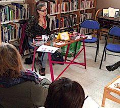 #Présentation et #dédicace à la #bibliothèque de #Bastia . #Interview de l' #auteure pour ses #livres sur #Corse Net #Infos  #saga #fantasy #thriller #edilivre #média #vidéo #HorribleProphétie #cadeaux #Noël #idéeCadeau #rencontre #littérature #lire #lecture #bouquin
