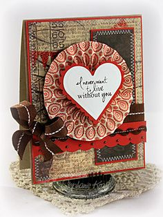 I Never Want to Live Without You by booga3 - Cards and Paper Crafts at Splitcoaststampers