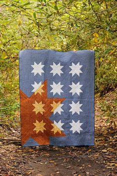Huntspatch Quilts: New Star Rising
