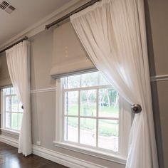 Dollar Curtains U0026 Blinds Roman Blinds U0026 Sheer Curtains  #dollarcurtainsandblinds