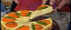 Almond Paste Cheesecake with video - Mary Ann Esposito - Ciao Italia Chicken Mushroom Marsala, Cheesecake Recipes, Dessert Recipes, Marzipan Recipe, Almond Paste, Mango Recipes, Eat Dessert First, Italian Recipes, Italian Cooking