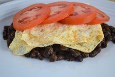 Huevos Rancheros on slenderseven.com